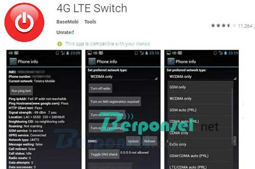 Cara Mengaktifkan Jaringan 4G only di Samsung Galaxy J5