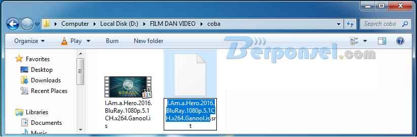Cara Mudah Menggabungkan Video dengan Subtitle Tanpa Aplikasi