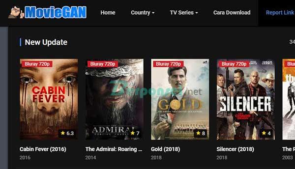 Situs download film paling populer