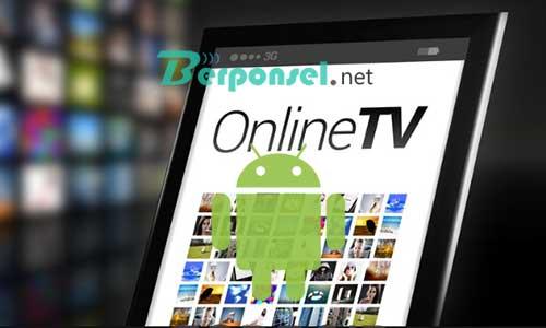 Aplikasi TV Streaming Online untuk Android Terbaik