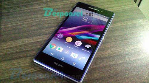 Harga dan Spesifikasi Sony Xperia Z1 Docomo (SO-01F) - Berponsel net