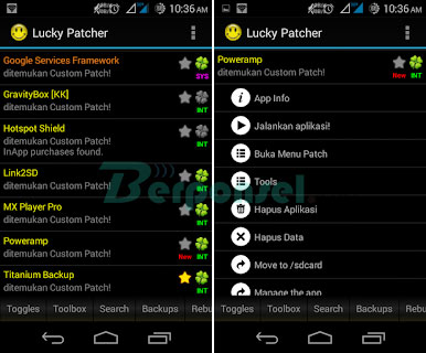 Cara Install PowerAmp Full Version