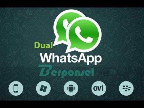 Cara Install Dua Aplikasi WhatsApp dalam Satu Android