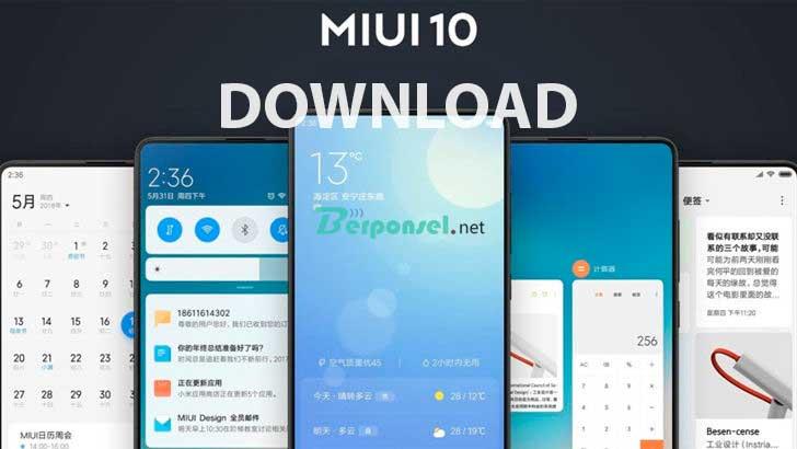 Download MIUI 10 Launcher APK untuk Android