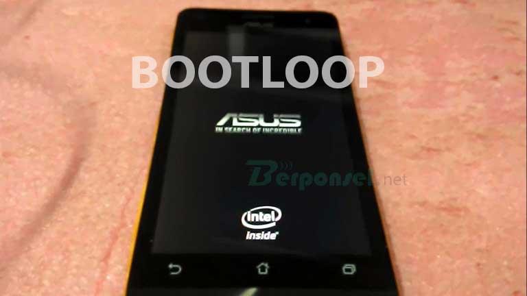 Cara Mengatasi Bootloop pada Android ASUS Zenfone 5 A500CG