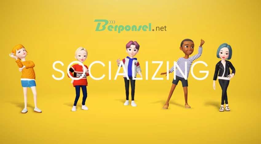 Membuat karakter 3D dengan Aplikasi ZEPETO untuk Android dan iOS