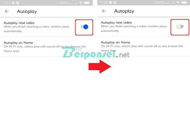Cara Menonaktifkan AutoPlay Youtube