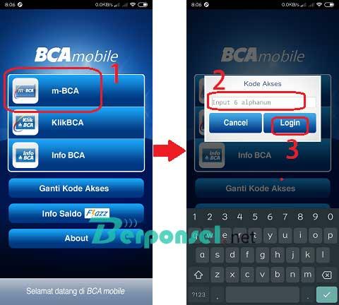 Cara Tarik Tunai Uang Tanpa Kartu ATM di BCA