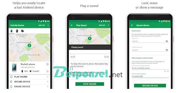 Aplikasi Pelacak HP Android dan iPhone Terbaik 2019