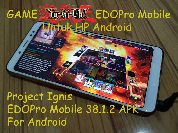 Download EDOPro 39.0.3 For Mobile Android APK