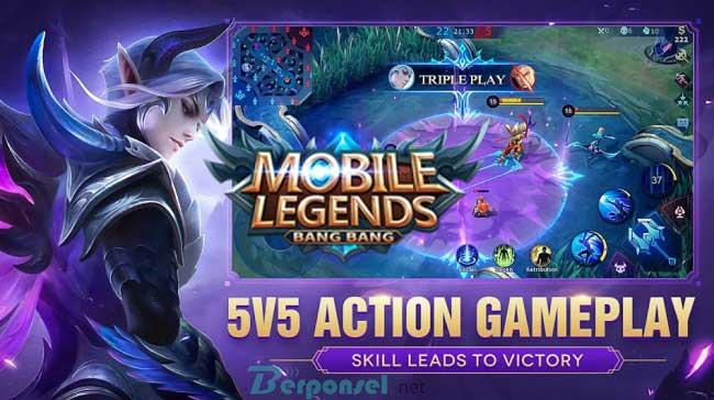 Kode Redeem Mobile Legends Terbaru dan Terupdate